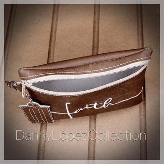 FAITH/FE POUCH WALLET CON INICIAL (INITIAL)