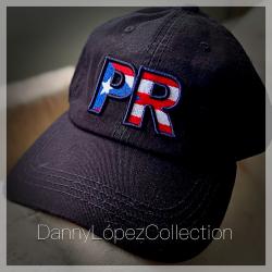 3d PR Flag Dad Hat V1