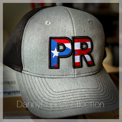 3d PR Flag Trucker
