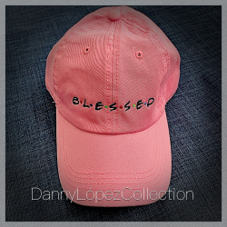 Blessed Dad Hat V1